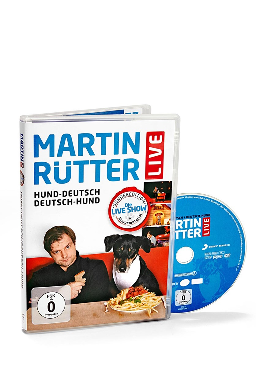 DVD Hund-Deutsch, Rütter, German