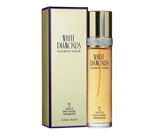White Diamonds Eau de Toilette Spray, 3.3 Oz