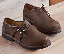 Men's Leather Shoes, Brown