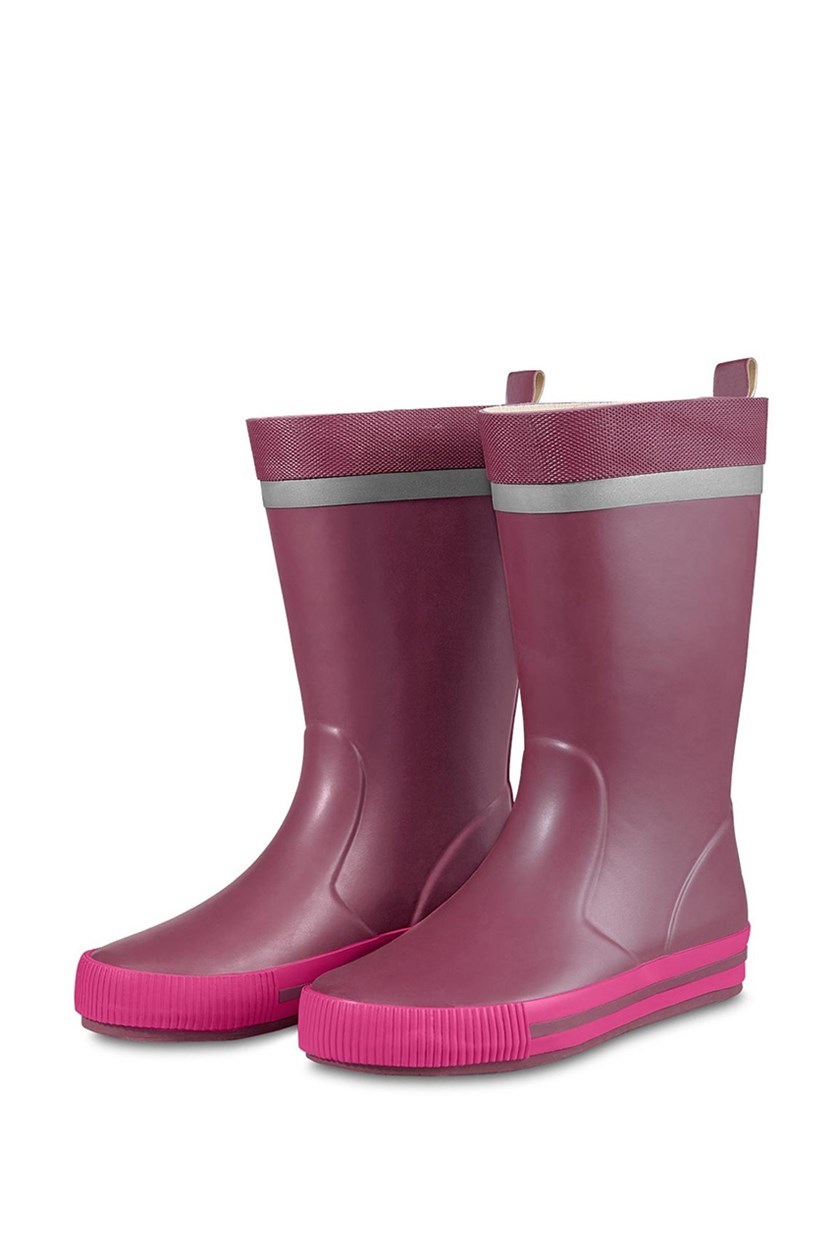 Girls Kids, Rainboots, Berry