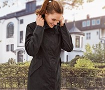 Women's 3 in 1 Functional Coat, Rusted Anthracite
