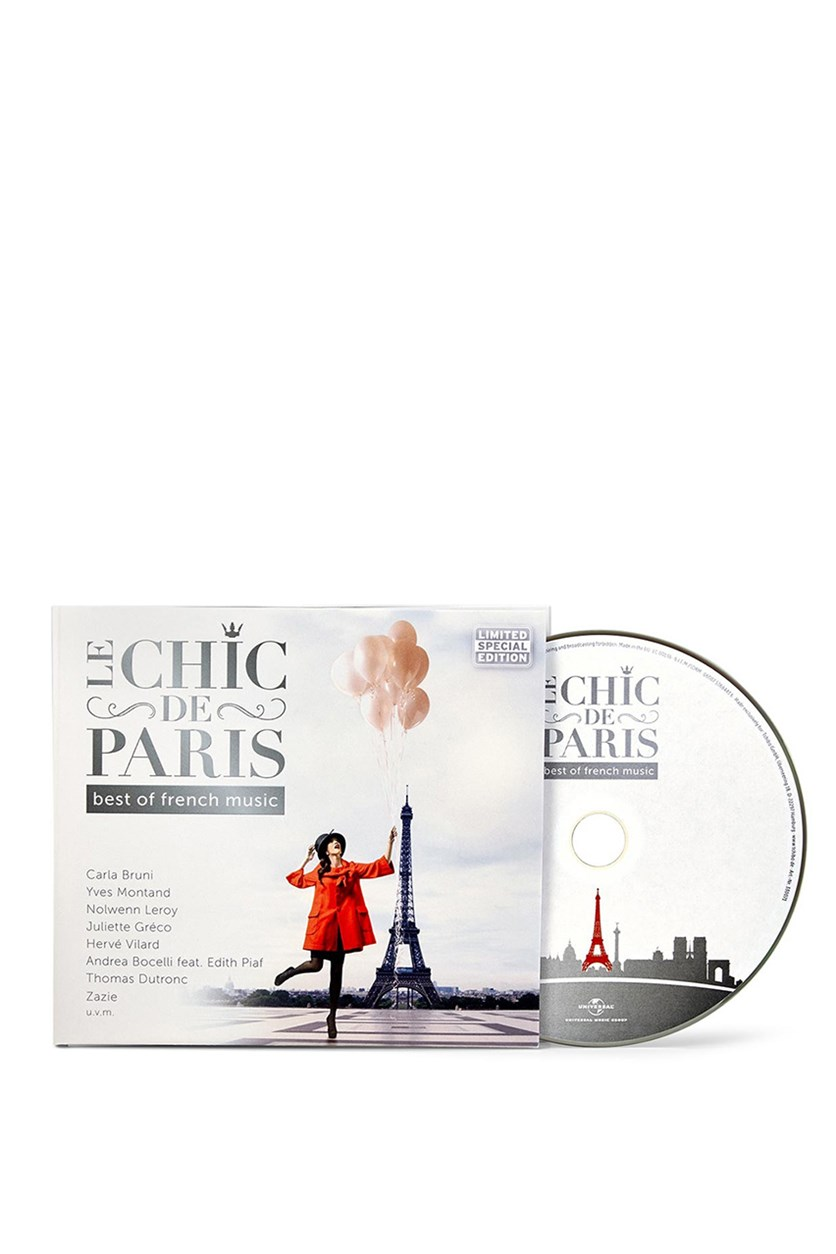 CD - le chic de Paris
