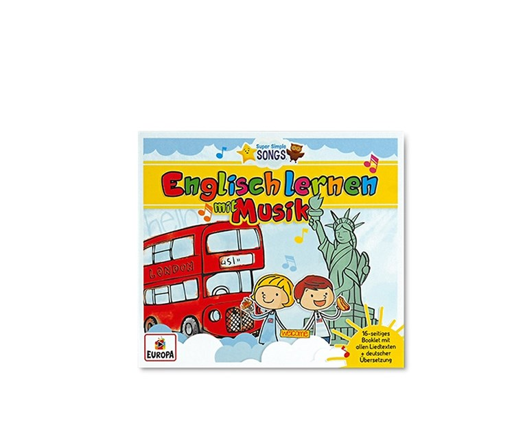 CD Children Song, English
