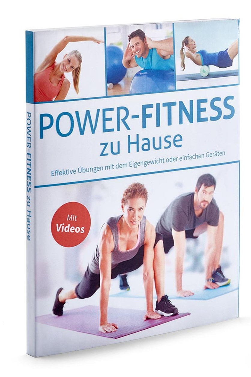 Buch Fitness Workout, DE/AT/CH, German