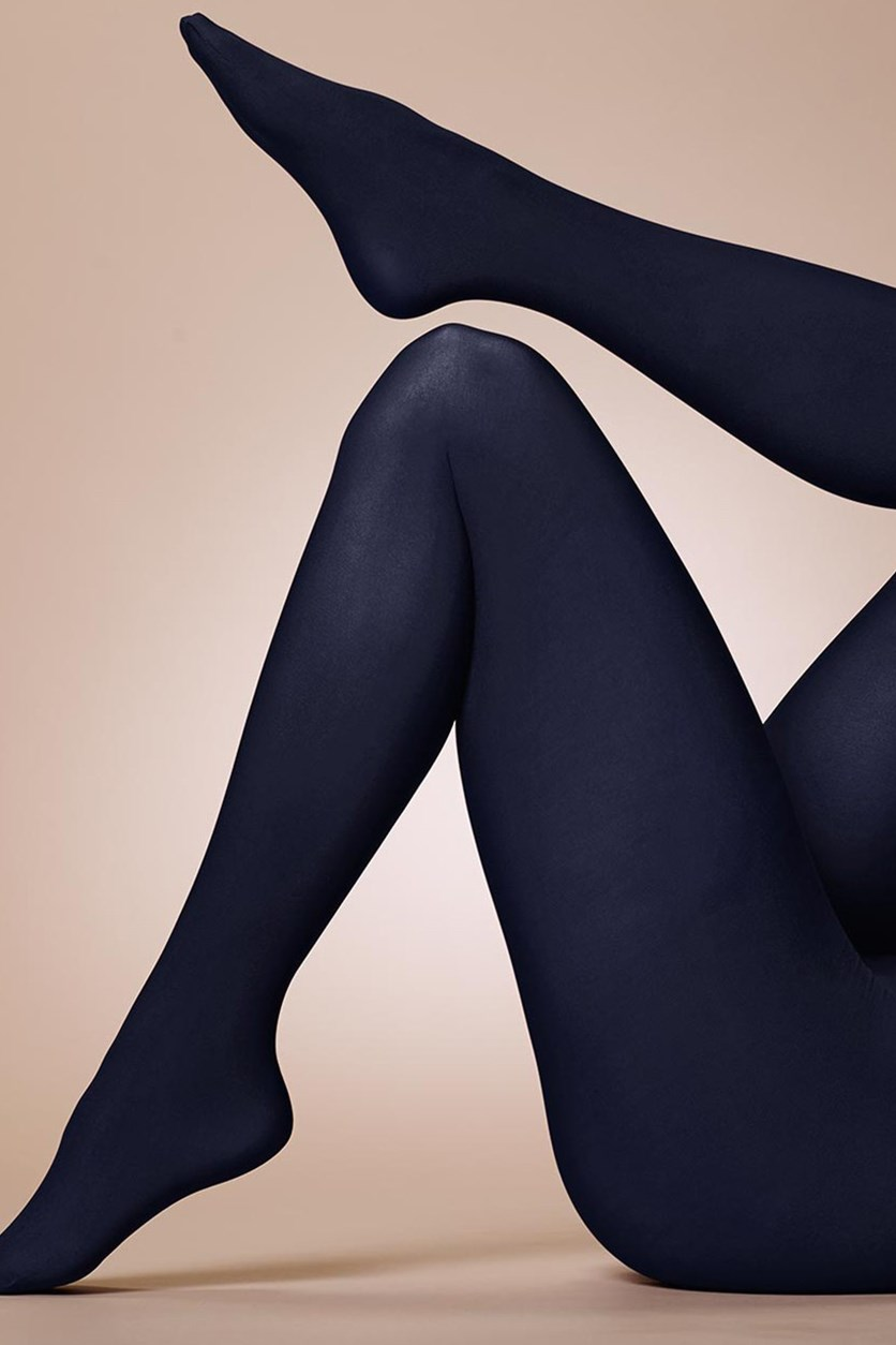 Women's Tights, Dark blue