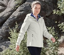 Performance All-Weather Jacket, White
