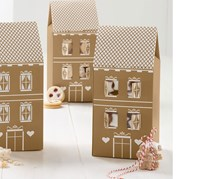 Cookie Boxes, Gold