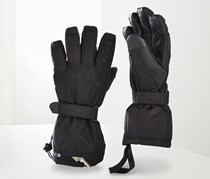 Men's Ski Gloves, Black