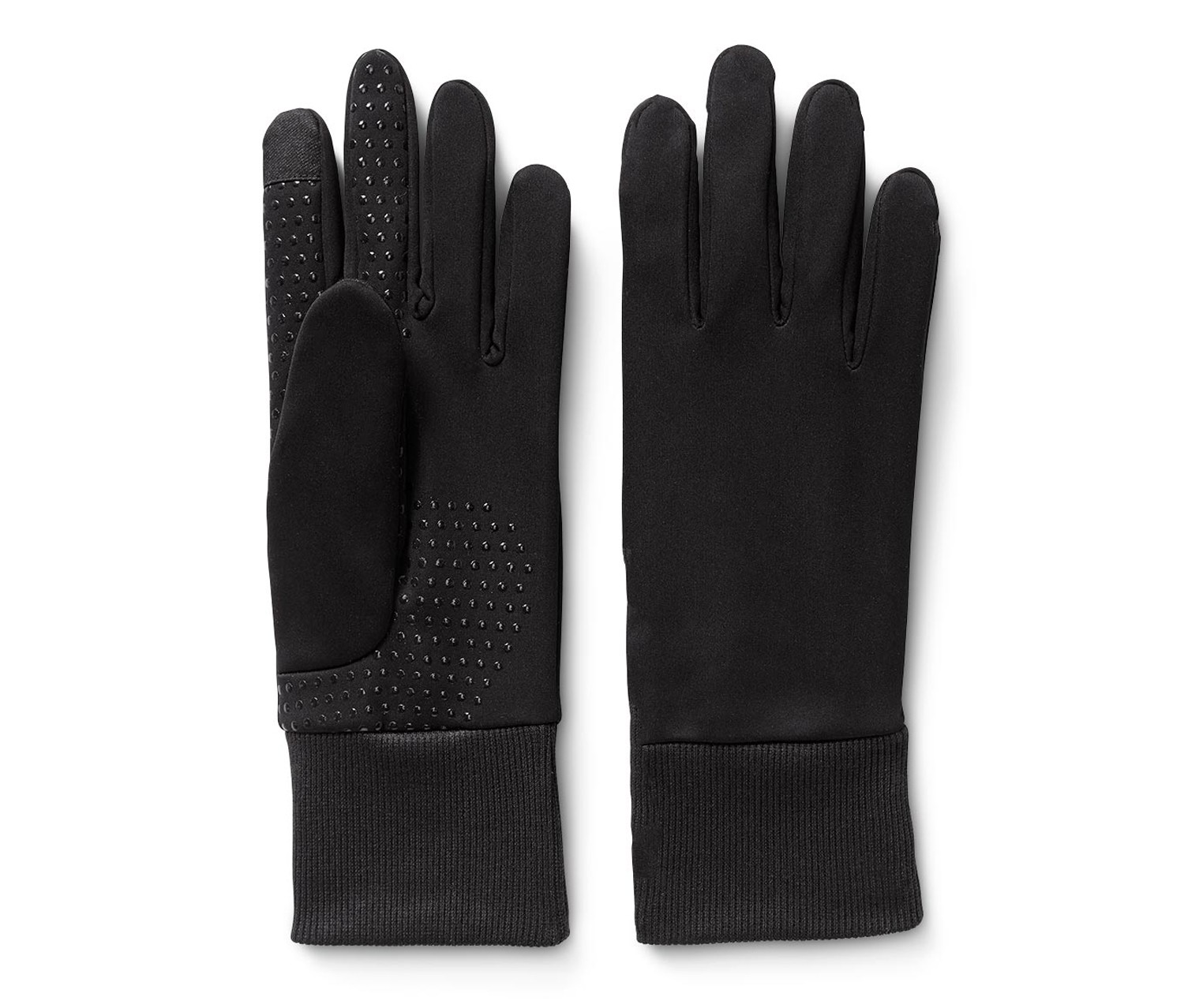 Women's Windprotection Gloves, Black