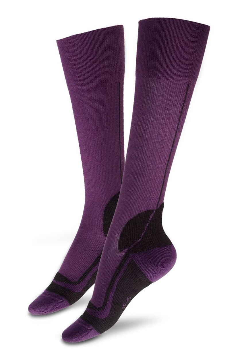 Women's Running Socks, Berry