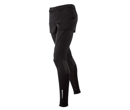Women's Windproction Tights, Black
