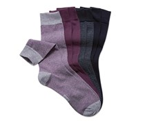 Men's Socks, set of 4, Multicolor