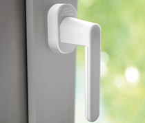 Safety Handle with Alarm, Off White