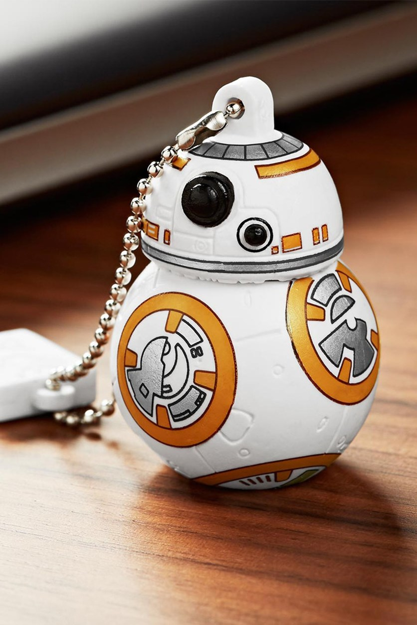 Star Wars BB-8 USB Stick, White