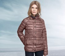 Women's Quilted Jacket, Light brown