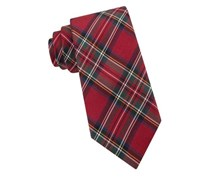 Lord & Taylor Boy's Silk Neck Tie, Red