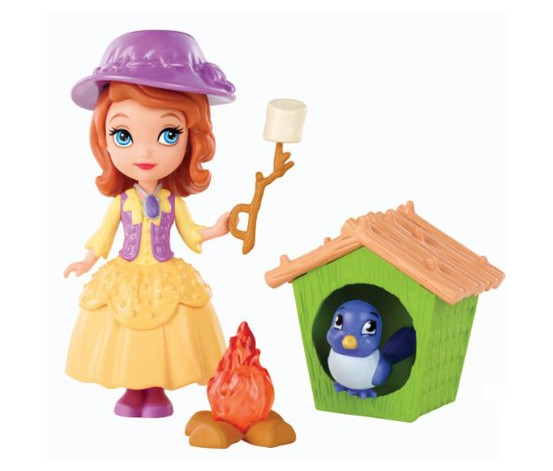 Disney First Princess Sofia Playset Yellow Brands For Less