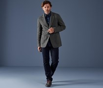 Men's Blazer, Anthracite