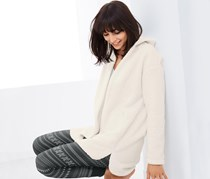 Women Cardigan, White