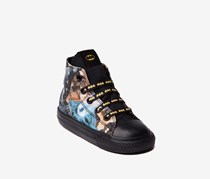 Converse All Star Hi Batman Sneaker, Black