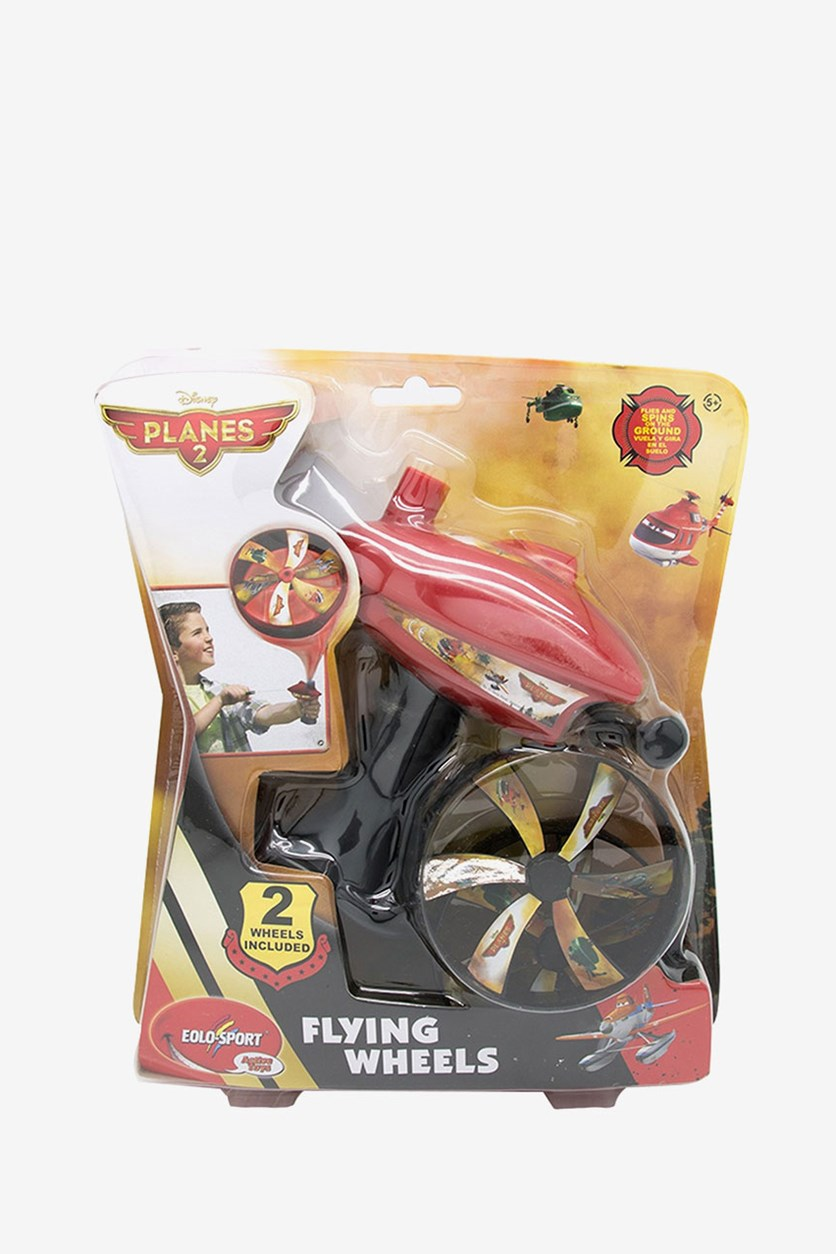 Flying Wheels Spintop Planes