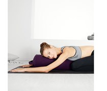 Inflatable Yoga And Pilates Cinder, Purple