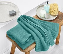 Hand Towel 2pcs, Nile Blue,