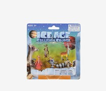 Ice Age Collision Course Collectible Figures, Brown/Yellow/Black
