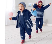 Kid's Raincoat, Dark Blue