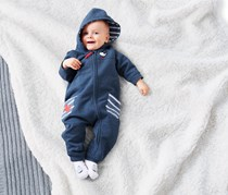 Baby Sweat Overall, Blue