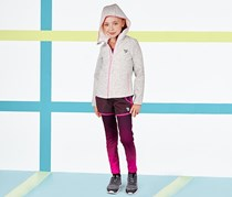 Kids Thermal Jacket, Grey