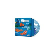 Audio Book Finding Dorie, Blue