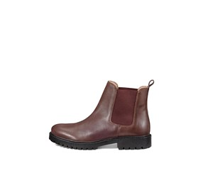 Kids' Girls Ankle Boots, Brown