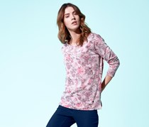 Women's Sweat Shirt, Floral