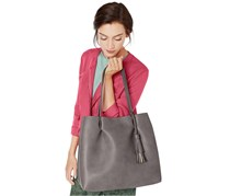Women's Shoulder Bag, Taupe