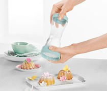 Powder Sugar Sifter, Transparent