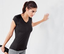 Women's Performance Top, Black