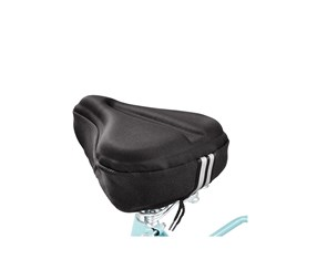 Bicycle Saddle Cover, Black