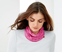 Multi Function Tube Scarf, Berry