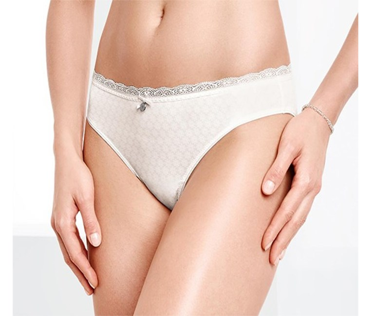 Women's 2 Panties, White