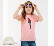 Girls T-Shirt, Pink