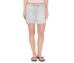 Women's Jersey Short, Grey