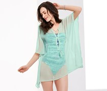Women's Tunic Cover-up, Green