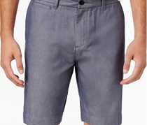 Tommy Hilfiger Men's Yarn-Dyed  Chino Shorts, Chambray