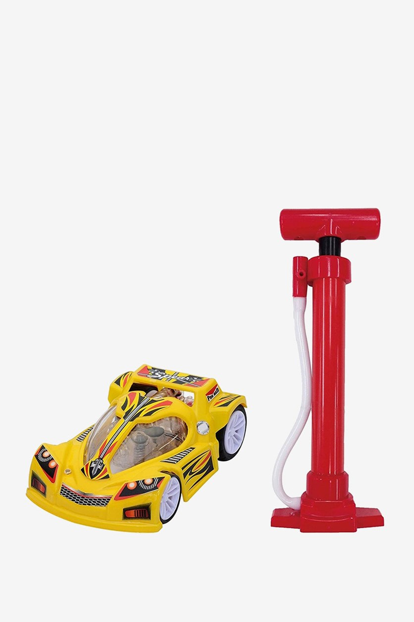 Mega Bloks Speed Air Zero Starter Pack, Yellow