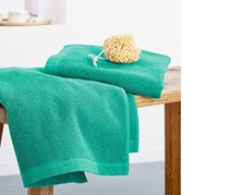 Twin Wiping Set of 2, Green