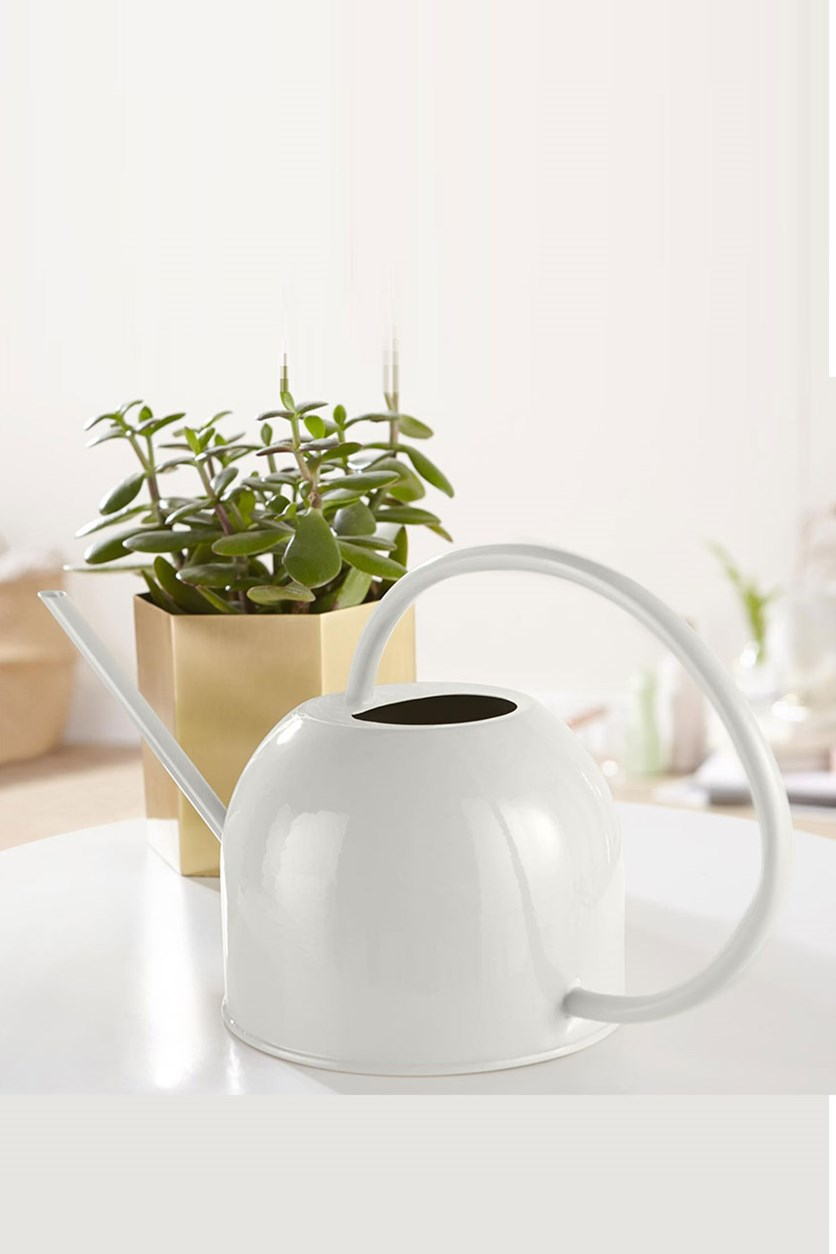 Watering Can, Off White