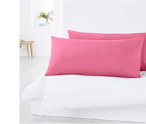 Percale Pillowcase Set of 2, Pink