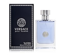 Versace Pour Homme for Men 3.4 oz Eau de Toilette Spray