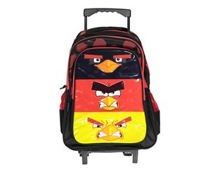 Angry Birds Double Handle Trolley, Red/Black